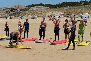 cursos de surf de iniciacion